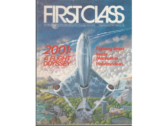 First class nov/dec 1983 (På engelska)