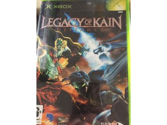Legacy of Kain Defiance Xbox