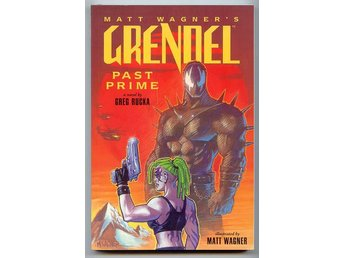 Grendel: Past Prime Novel NM-