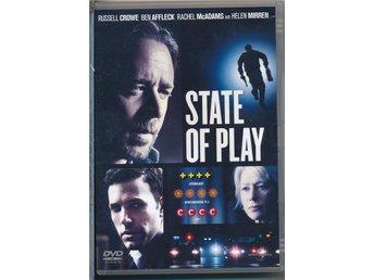 State of Play (2009) Russell Crowe, Ben Affleck, Rachel McAdams and Helen Mirren - åmål - State of Play (2009) Russell Crowe, Ben Affleck, Rachel McAdams and Helen Mirren - åmål