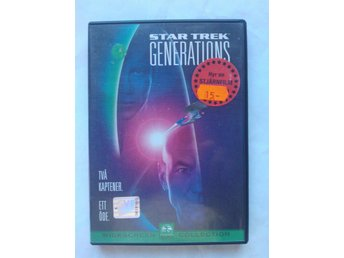 DVD - Star Trek Generations