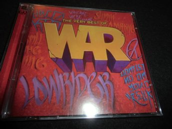 War - The very best of - 2CD - 2003
