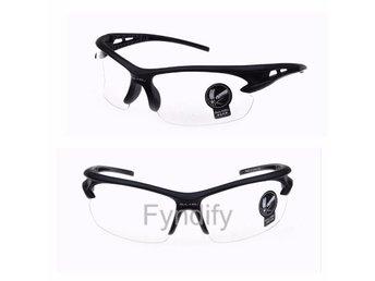 Sport-   Cykelglasögon Vit UV 400 c463b66514662
