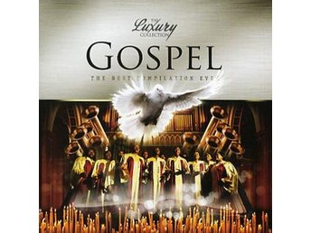 Gospel/The Best Compilation Ever (CD) - Nossebro - Gospel/The Best Compilation Ever (CD) - Nossebro