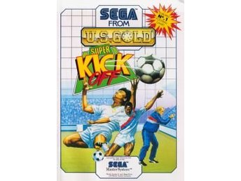 Super Kick Off (Ej Bok) (Beg)