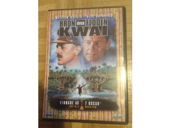 Bron över floden Kwai  - Collector's Edition (2 disc)  Alec Guinness