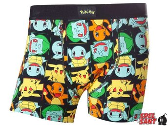 Pokemon Pikachu and Friends Boxershorts (Medium)
