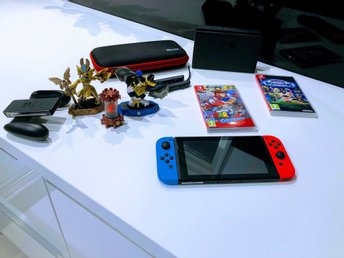 Nintendo Switch Nypris 4398kr