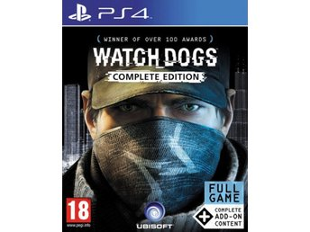 Watch Dogs: Complete Edition - Playstation 4