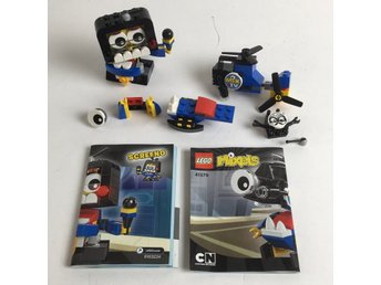 LEGO, Legobitar, Mixels, Screeno