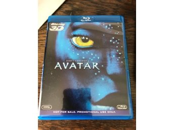 Avatar (Blu-ray 3D(Promotion bluray)