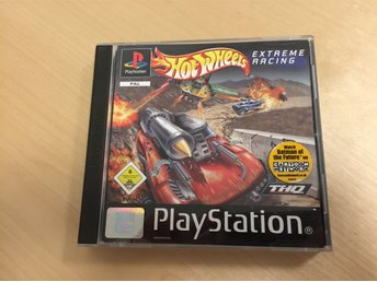 Hot Wheels Extreme Racing till PS1