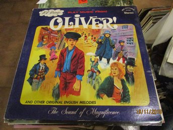 PLAY HITS FROM OLIVER - LP
