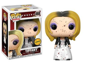 Bride of Chucky POP! Movies Figures Tiffany CHASE Limited edition 9 cm