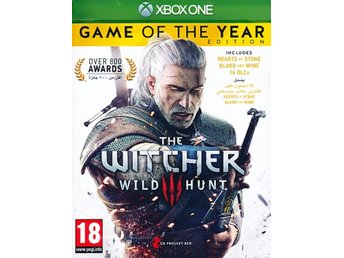 The Witcher 3 Wild Hunt Game of the Y...