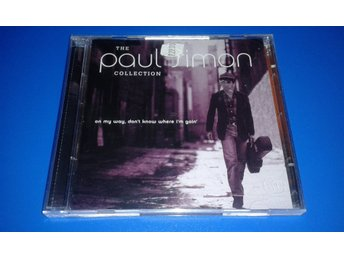 PAUL SIMON - COLLECTION - on my way, don't know where I'm goin' - 2 cd - (cd)
