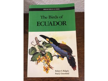 The Birds of Equador