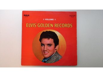 ELVIS PRESLEY - ELVIS' GOLDEN RECORDS VOL. 1