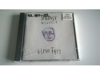 Glenn Frey - Strange Weather, CD