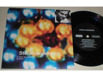 Stefan Andersson 45/PS Catch the moon 1992 M-