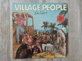 Village People - Go West Lp