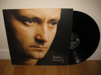 PHIL COLLINS - ...but seriously LP 1989 / Eric Clapton