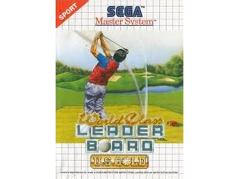 World Class Leaderboard - Master System