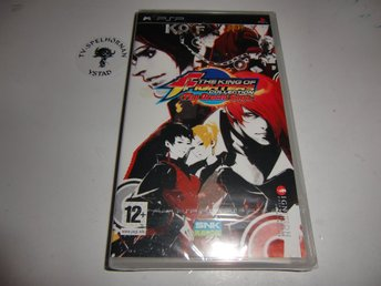 The king of fighters collection the Orochi Saga NYTT