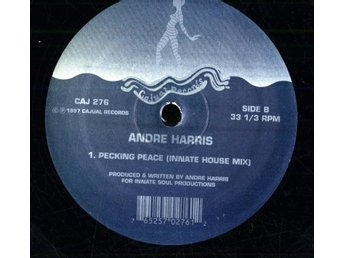 ANDRE HARRIS - PECKING PEACE