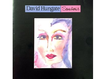 David Hungate - Souvenir (1994) CD, Clubhouse Records, OOP, Like New, Toto