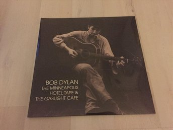 BOB DYLAN - THE MINNEAPOLIS HOTEL TAPE & THE GASLIGHT CAFE. LIMITED 2-LP - Frövi - BOB DYLAN - THE MINNEAPOLIS HOTEL TAPE & THE GASLIGHT CAFE. LIMITED 2-LP - Frövi
