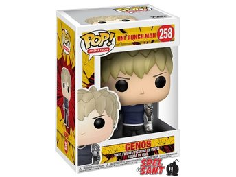 Pop! One Punch Man Genos Vinyl Figure