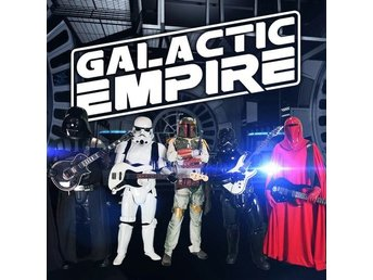 Galactic Empire: Galactic empire 2017 (Digi) (CD)