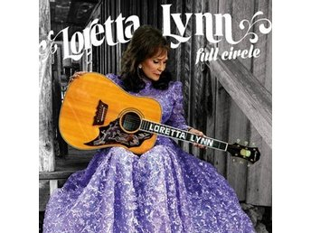 Lynn Loretta: Full circle (Vinyl LP)