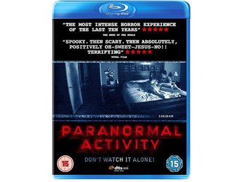 Paranormal Activity - Bluray Blu-Ray