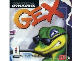 Gex (3DO) (Not For Resale Version)