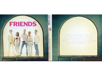 Friends, Dance with me (CD)
