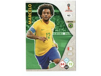 2018 Panini Adrenalyn XL FIFA World Cup Russia Marcelo
