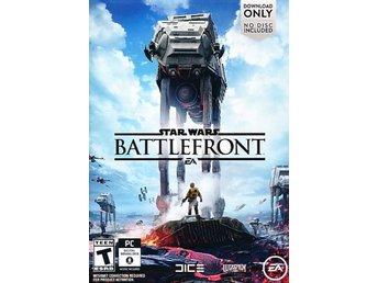 Star Wars Battlefront ESRB (PC)