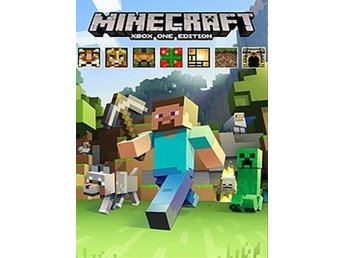 Minecraft Xbox One Edition + 7st Favorit-tillägg