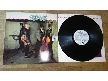 Stray Cats LP Stray Cats