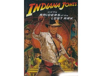 Indiana Jones The Raiders of the Lost Ark DVD SPECIAL EDITION 1981 Harrison Ford