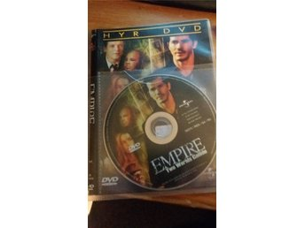Empire: Two Worlds Collide John Leguizamo DVD SVENSK Ex-Hyr Plastficka