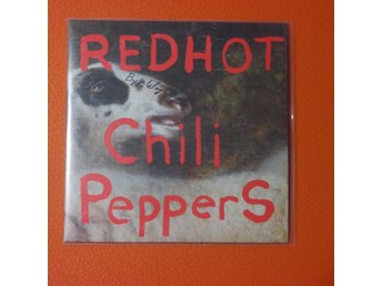 Red Hot Chili Peppers - By The Way - Cardboard Sleeve