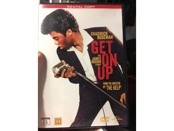 Get on up/the James Brown. Dvd