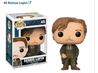 Funko POP! Harry Potter - Remus Lupin 45