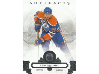 Ett komplett base set av 2017-18 Artifacts Complete Base Set 1-100 *MINT SKICK*