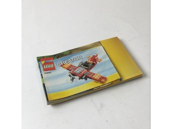 LEGO, Manual, 9st