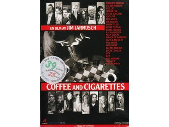 Coffee And Cigarettes - DVD - 2004