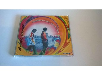 Definition Of Sound - Pass The Vibes, CD